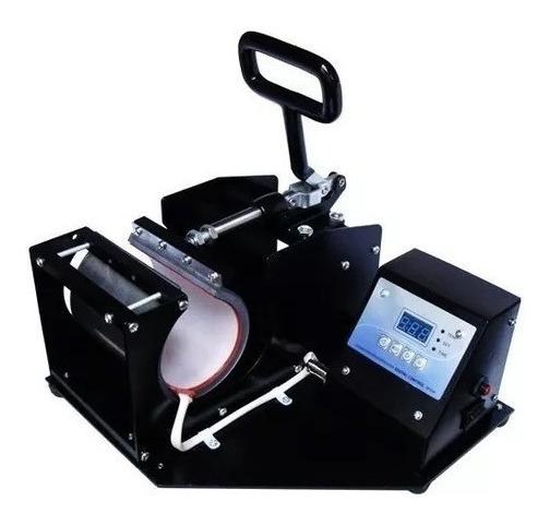 Prensa Térmica Sublimação Canecas Squeezes Copos Máquina