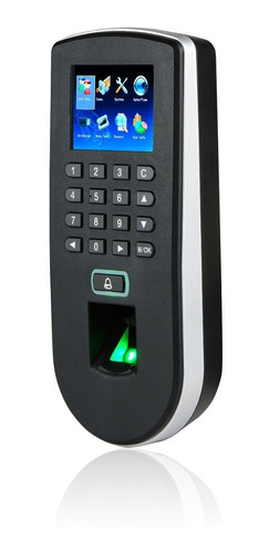 Imagen 1 de 6 de Control Acceso Reloj Personal Zk  Huella F19   Zkteco®