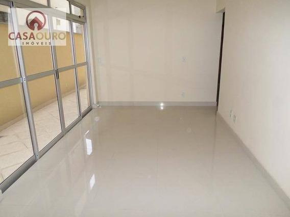 Apartamento Com Área Privativa Residencial À Venda, Sagrada Família, Belo Horizonte. - Ap0433