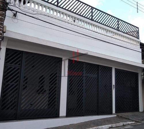 Imagem 1 de 15 de Sobrado - Vila Prudente - Ref: 4653 - V-4653