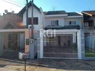 Casa Em São José Com 3 Dormitórios - Vr9832