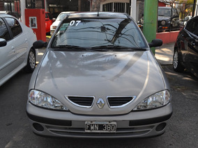 Renault Mégane 1.6pack Plus 2007 5 Puertas 44502235