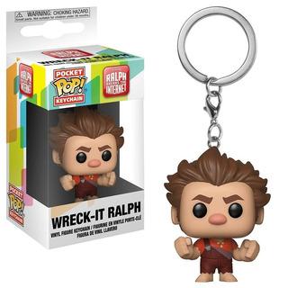 Funko Pop Pocket Llavero Disney Wreck-it Ralph