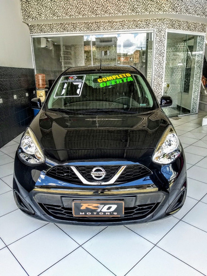Nissan March 1.0 12v Flex Completo 2017