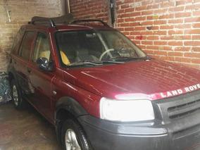 Land Rover Freelander 5p Aut V6 Piel Q/c 2002 X Partes