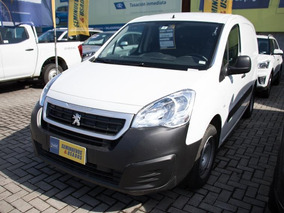 Peugeot Partner Nueva Partner 1.6 Hdi 90hp Pack Aa 2018 201