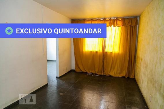 Apartamento No 2º Andar Com 2 Dormitórios E 1 Garagem - Id: 892974846 - 274846