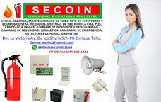 Extintores, Venta ,recarga Al Instante Quito/sangolqui