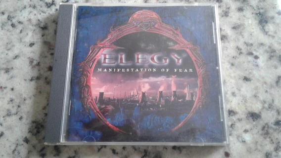Cd Elegy Manifestation