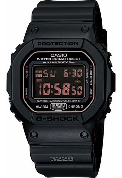 Relógio Casio G-shock Dw-5600ms-1dr Original Nota Fiscal