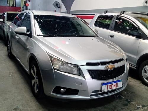 Chevrolet Cruze Lt 1.8 2013 Flex  Automatico Completo