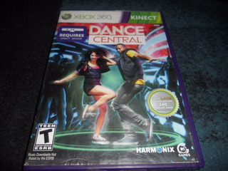 Dance Central Xbox 360 Pertinax Store