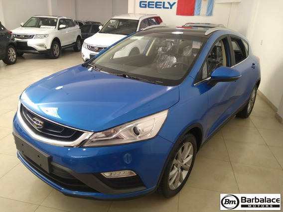 Geely Emgrand Gs 1.8 Active Manual 6ta 4x2 Full 0km 2018