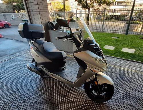 Imagen 1 de 8 de Moto Sym Modelo Joyride 200 I Evo Año 2012