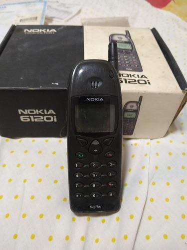 Nokia 6120 Na Caixa Original, Raridade!