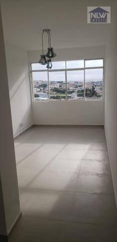Apartamento Com 3 Dormitórios, 109 M² - Venda Por R$ 402.800,00 Ou Aluguel Por R$ 2.000,00/mês - Centro - Atibaia/sp - Ap3497