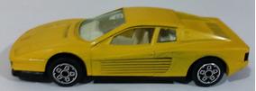 Ferrari Testarossa Escala 1/43 Burago