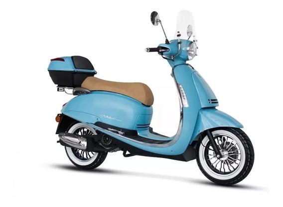 Beta Tempo 150 18ctas$8.644 (tipo Exclusive 150) Motoroma