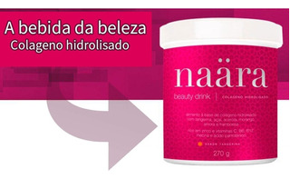 Colágeno Hidrolisado Naara Beuty Drink