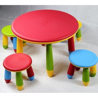 Mesa De Niños Con Banquetas