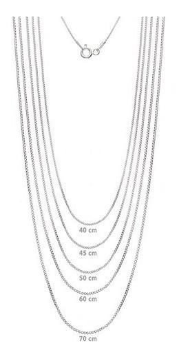 Corrente Veneziana De Prata 60cm