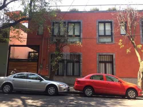 Loft En Renta En Barrio La Concepción, Coyoacán, Distrito Federal