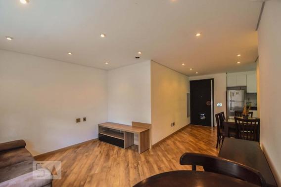 Apartamento No 9º Andar Mobiliado Com 2 Dormitórios E 1 Garagem - Id: 892993936 - 293936