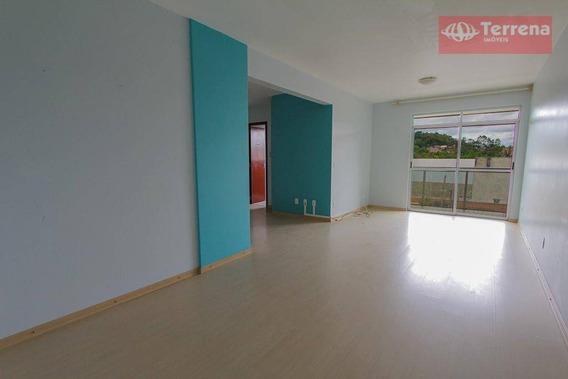 Apartamento 3 Dormitórios Na Fortaleza, Parcelamento Direto - Ap0249