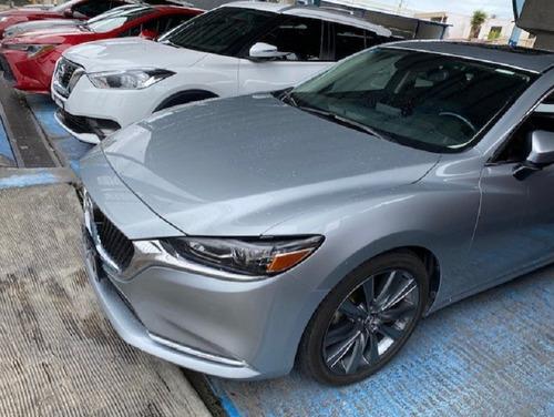 Imagen 1 de 8 de Mazda 6 Signature 2019 Plata