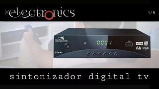 Caja Digital Sintonizador, Envío Gratis, Agotadas Ver Descri