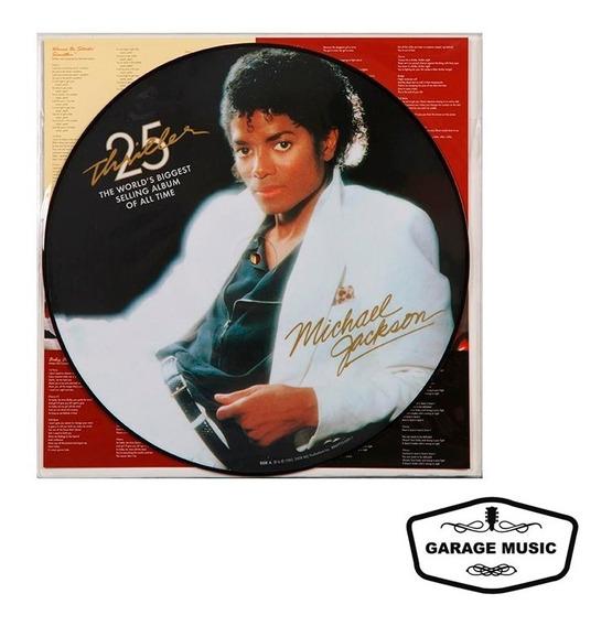 Vinilo Michael Jackson - Thriller - Picture Disc - Sony