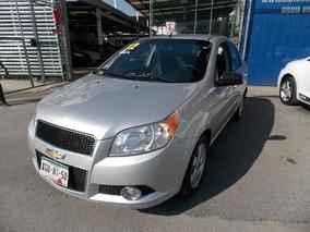 Chevrolet Aveo 2012 4p Ltz D Aut Ee