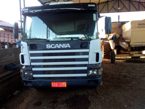 Scania Truk Tracado Graneleiro