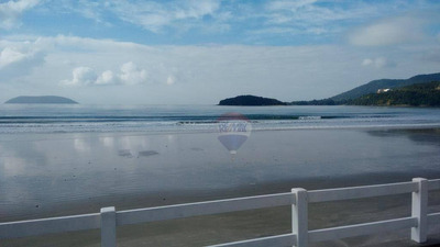 Hotel Pé Na Areia Na Praia Da Maranduba, Ubatuba.mais Anexo Do Outro Lado Da Pista Com 12 Quartos. - Ho0001