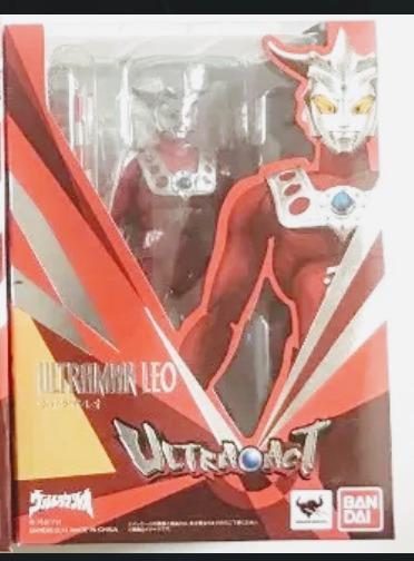 Ultra Act Leo Bandai Original Novo 12x Sem Juros