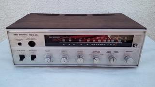 Ken Brown Sinto Amplificador 4000 Ss No Envio