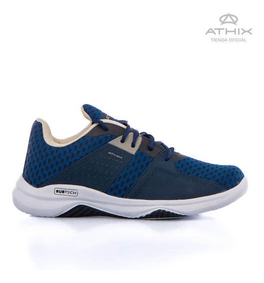 Zapatillas Athix Reaction Marino