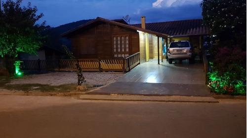 Casa Em Santo Antonio Do Pinhal Lugar Privilegiado  - Cs-274