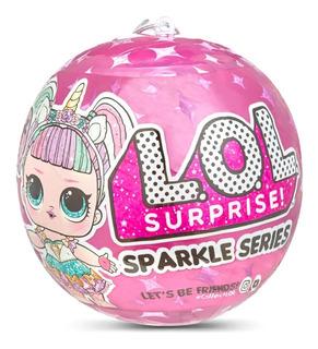 Lol Surprise Sparkle L.o.l. Muñeca Sorpresa (original) Mga