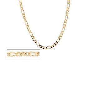 Cordão Masculino F Ouro Rommanel 530109- Oferta E Frete Off