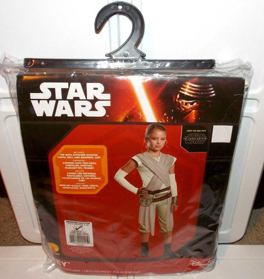 Disfraz Rey Star Wars Niña Talla 8-10 Mediano 137cm Disney