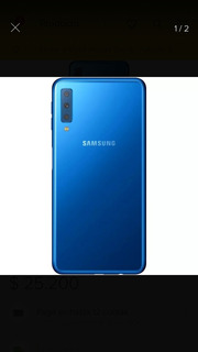 Samsung Galaxy A7 2018 64gb 4gb Ram Duos