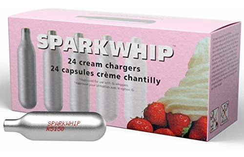 Sparkwhip Isi Norteamérica 058299 24 Pack