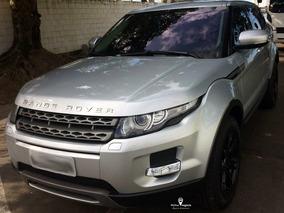 Land Rover Evoque Pure Tech 2.0 Aut. 2012 Prata