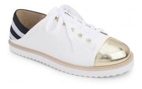 Tenis Petite Jolie Pj2297 Branco
