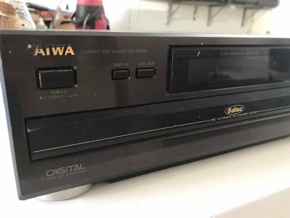 Compact Disk Aiwa Antigo M90m