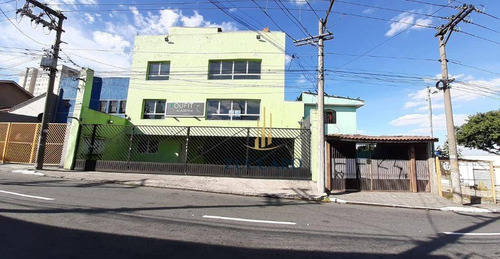 Prédio Para Alugar, 656 M² Por R$ 8.000,00/mês - Macedo - Guarulhos/sp - Pr0346