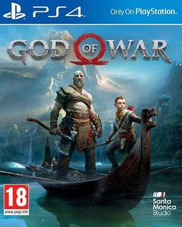 God Of War ~ Ps4 Digital Español