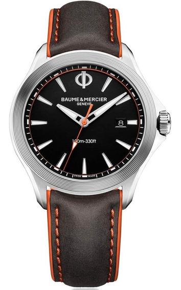 Reloj Para Caballero Baume & Mercier Clifton Club M0a10411