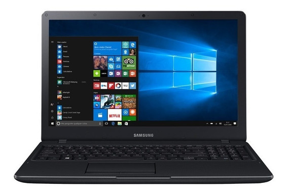 Notebook Samsung Core I7 5500 8gb 1tb Placa De Video - Novo